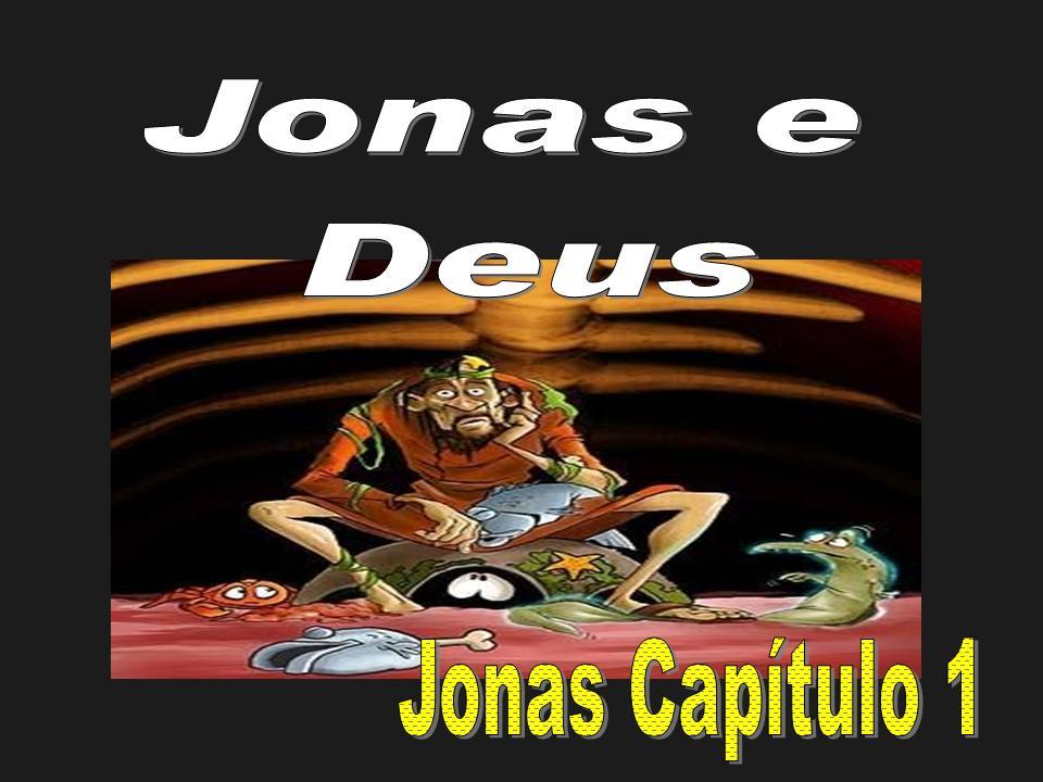 Jonas e Deus