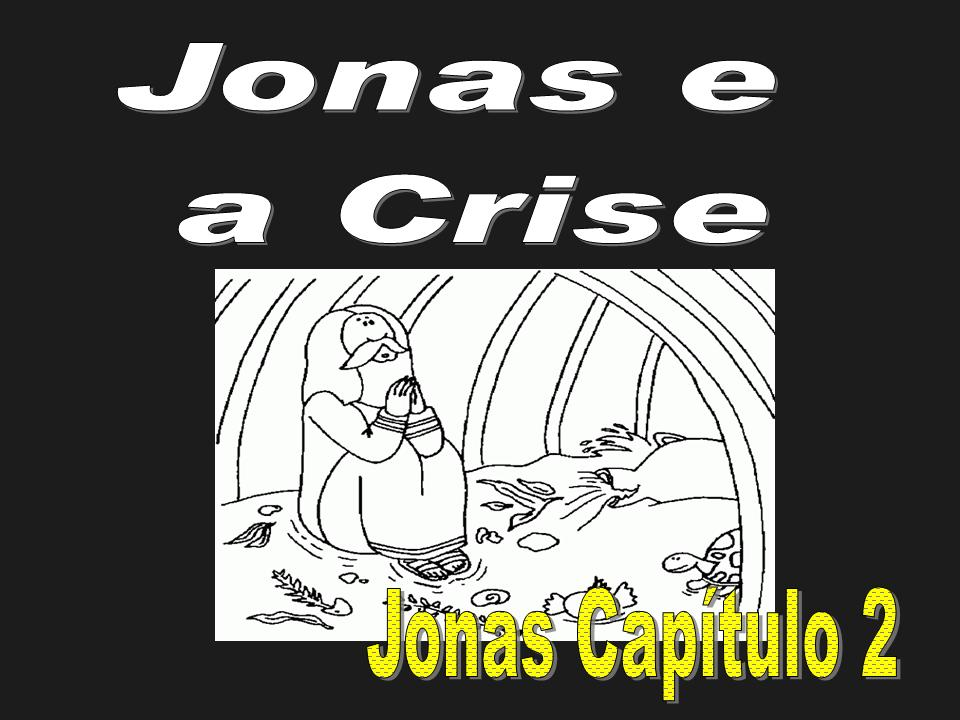 Jonas e a Crise