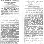 HISTORIA DOS BATISTAS I E II